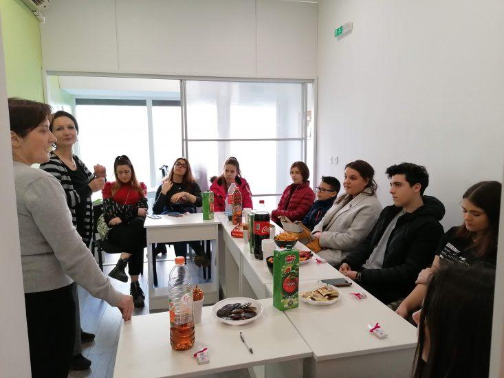 Uvodno predavanje za učenike prevodioce