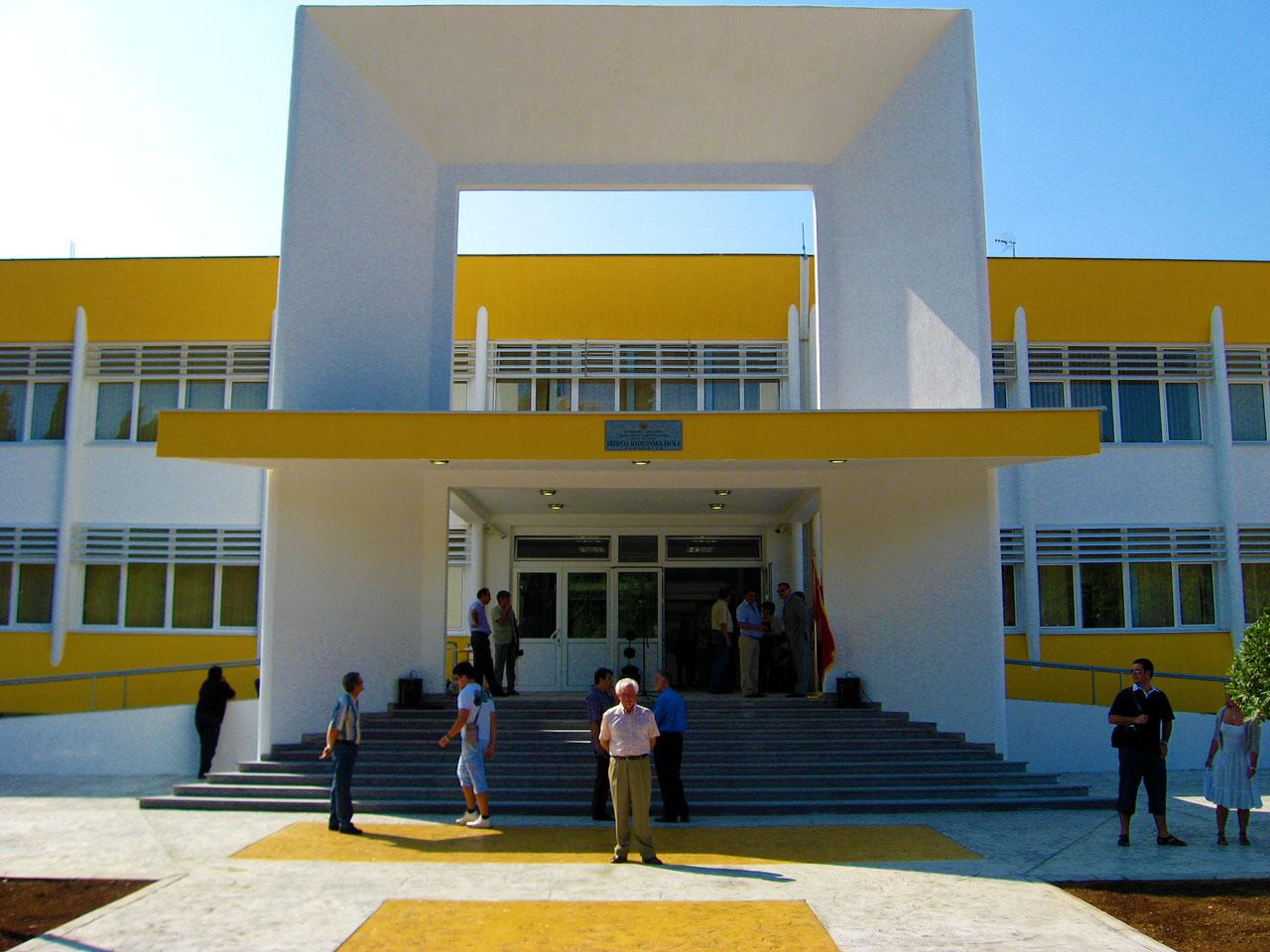Saradnja sa JU Stručna medicinska škola Podgorica